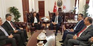 Baybars Ankara'da