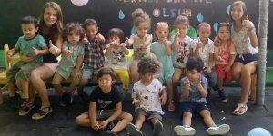 Montessori'de coşku heyecan doruğa ulaştı