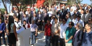 Kıbrıs Modern Sanat Müzesi törenle açıldı