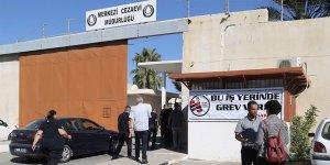 Merkezi Cezaevi'nde bir saatlik uyarı grevi