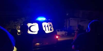 Lapta'da iş kazası: 1 yaralı
