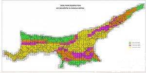 Kuraklık Haritası açıklandı