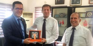 Kıbrıs İlim Üniversitesi ile Girne Kaymakamlığı olası işbirlikleri görüştü