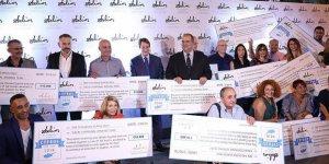 İki toplumlu ödüller dağıtıldı