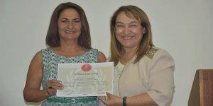 22 eğitmen hemşire sertifikalarını aldı