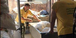5.200 kilo süt ürünü imha edildi