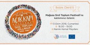 'Sivil toplum' Namık Kemal Meydanı'nda olacak