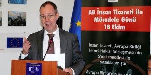 İnsan ticaretini ile mücadele için 1 milyon Euro teklifi
