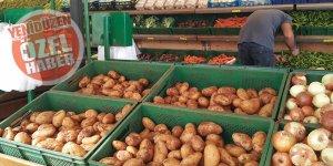 'Ucuz patates geliyor'