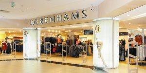 Debenhams, 50 mağazasını kapatıyor