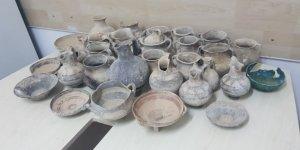 Yeşiltepe'de kanunsuz eski eser tasarrufu