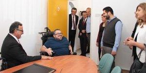 Engelli yurttaşlar ile kamu arasında köprü olacak