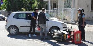 Trafik kazalarında 18 kişi yaralandı