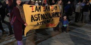 """Bağımsızlık Yolu """"Pahalılığı Protesto Mitingi"""" düzenledi…"""