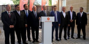 UBP Genel Başkanı resmen Ersin Tatar