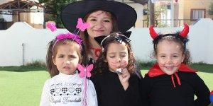 Montessori'de Cadılar Bayramı sevinci yaşandı