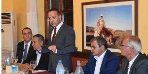 Tarım Bakanlığı ve Büyükkonuk Zeytin Üreticileri Tarım Kooperatifi arasında protokol imzalandı