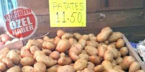 Döviz değil 'patates krizi'
