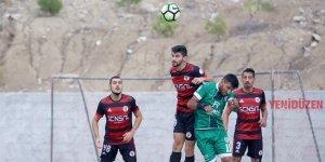Hamitköy'ün zirve aşkı: 3-0