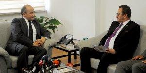 Başçeri: TC Kıbrıs ilişkileri için endişeye gerek yok
