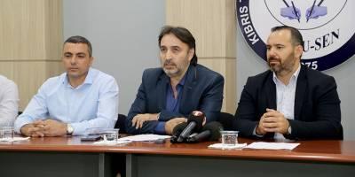 KTAMS'tan, Maliye Bakanı Amcaoğlu'na kınama