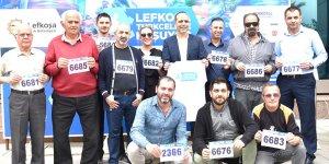 KTSYD'den maratona destek