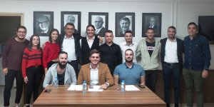 CTP Mağusa Gençlik Örgütü Başkanı Uygar Küçüksu oldu