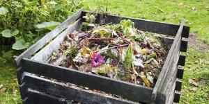 """Evsel Atıkların Yarattığı Mucize;  Doğal Gübre """"Kompost"""""""