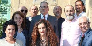YYK'da iletişim fakülteleri dekanlarıyla kamu spotları proje toplantısı gerçekleştirildi