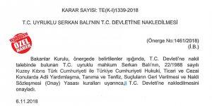 3 mahkum Türkiye'ye iade edildi