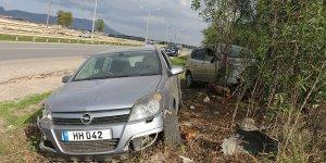 96 trafik kazası, 23 yaralı