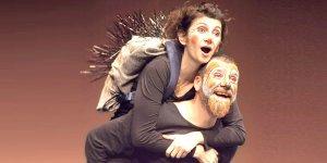 """Lefkoşa Belediye Tiyatrosu'ndan """"Tilki ile Kirpi""""..."""