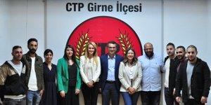 Girne'de başkan Pembe Ardıç