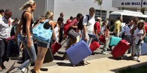 Kıbrıs'ın güneyine gelen turist sayısında tarihi rekor