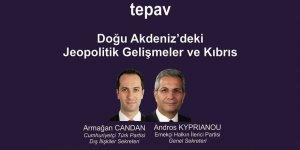 Ankara'da jeopolitik gelişmeler ve Kıbrıs konuşulacak