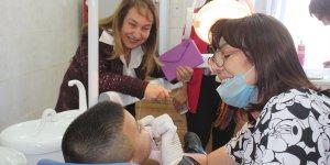 Koruyucu diş sağlığı hizmetleri başladı