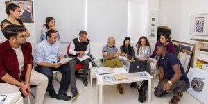 """Tasarımcı Herve Matıne'den çağrı: """"Sanat festivali düzenlenmesini talep edin"""""""
