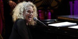 En iyi seslerden biri; Carole King