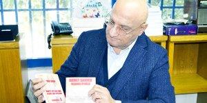 Ahmet Sanver'in 12'nci kitabı çıktı