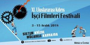 Uluslararası Kıbrıs İşçi Filmleri Festivali başlıyor
