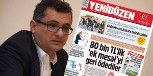 Erhürman'dan 'geri ödeme' açıklaması