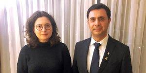 """Nami: """"Kıbrıs Türk halkına yönelik izolasyon kaldırılsın, Kıbrıs'ta barış tüm bölgeye katkı sağlar"""""""