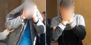 Girne'de çaldılar, Lefkoşa'da satacaklardı