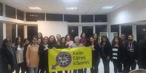 Kadın Eğitimi Kolektifi'nin eğitimleri tamamlandı