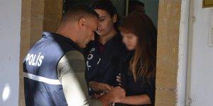 Koruyucu aileye saldırdı, oğlunu kaçırdı, kadın polisi darp etti!