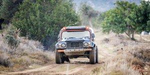 Offroad Rally-Sprintte Baştaş-Koyuncu ikilisi zirvede