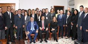 Kıbrıs'ın tümü İstanbul'da
