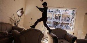 Zamansız çocuk- evsiz beden