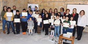 Kemal Saraçoğlu Vakfı üye çocuklarından 'Küçük Mucizeler'