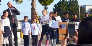 Girne'de çocukların engelli farkındalığı